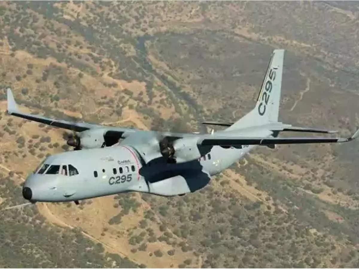 CCS approves purchase of 56 aircraft: Cabinet Committee approves purchase of 56C-295 MW transport aircraft for Indian Air Force