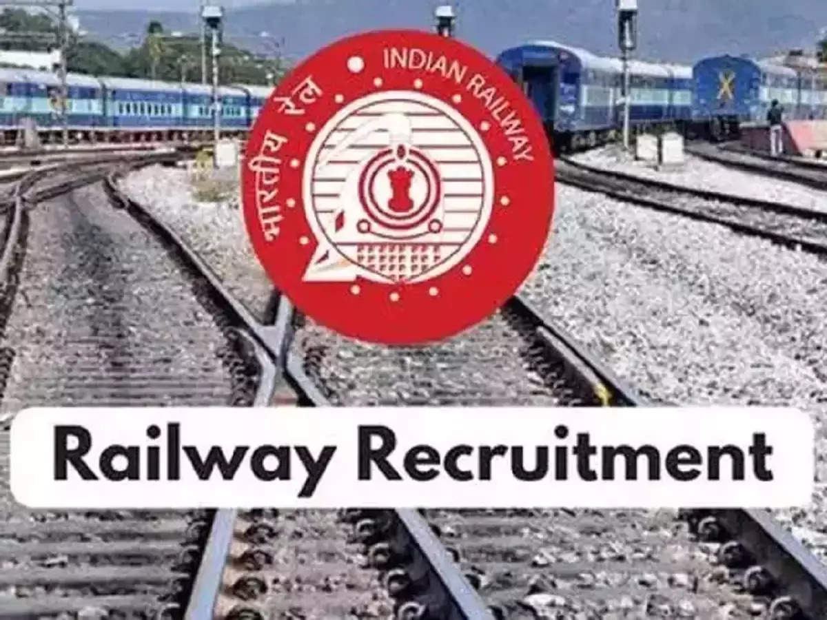 Railway Jobs: Railway Recruitment 2021: No Exam!  Railway Recruitment 2021 can apply for various Trade Apprentices, 10th and Eti Pass