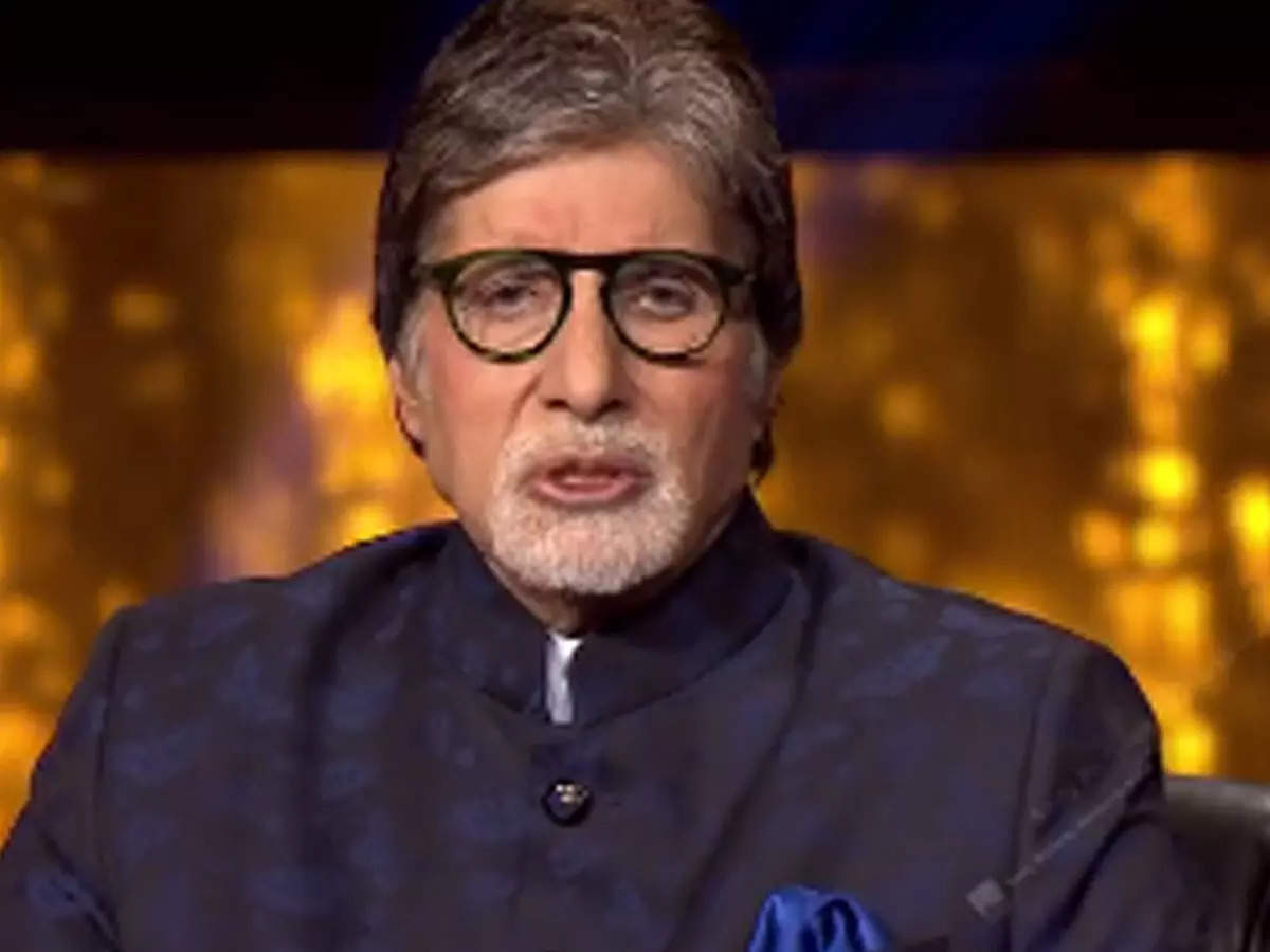 Amitabh donates money to help a sick child: Rs 16 crore injection for a sick child