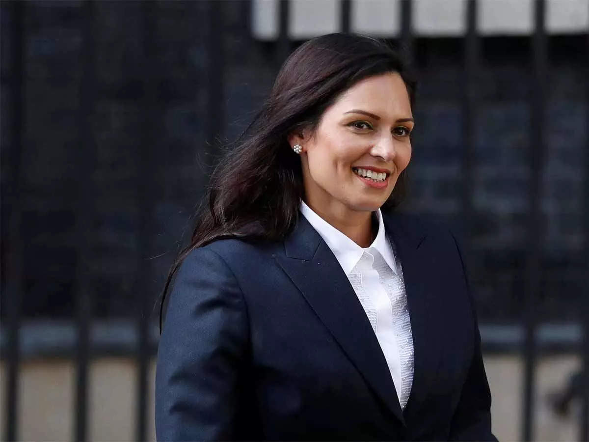British Home Secretary Preeti Patel had a meal with the professionals without questioning any official current labor demand