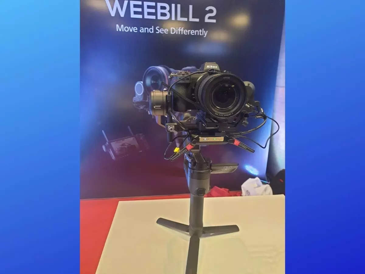 Xiun Gimbal Launched: Xiun Smooth-Q3 and Webel 2 Gimbals launched in India, they will get a unique experience of photography