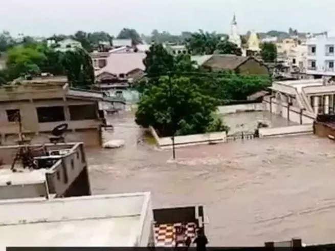 Gujarat Rain Latest News: Gujarat Rain Update: Three killed in Saurashtra, NDRF-SDRF deployed for rescue operations