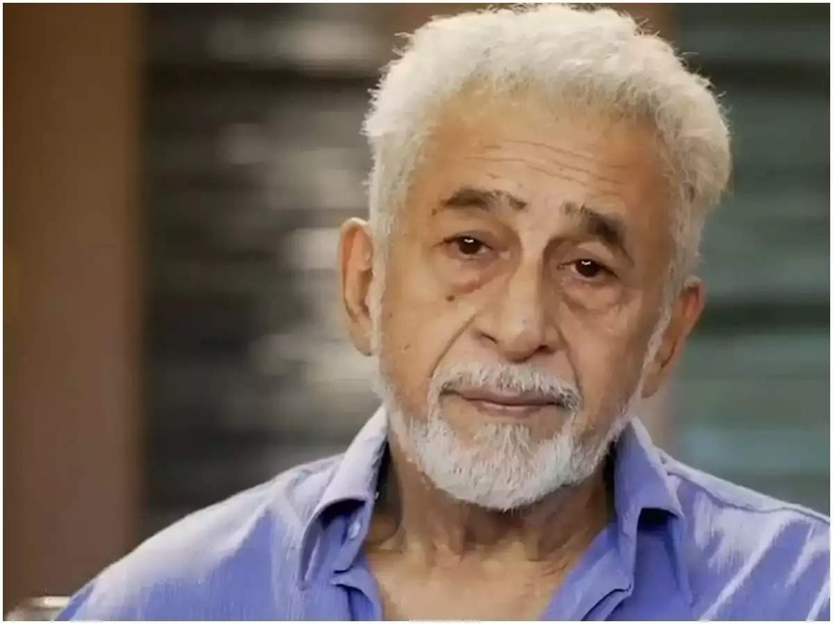 Naseeruddin Shah Bollywood: Naseeruddin Shah says – People are being pressured to make promotional films – Naseeruddin Shah says filmmakers are being encouraged to make pro-government films
