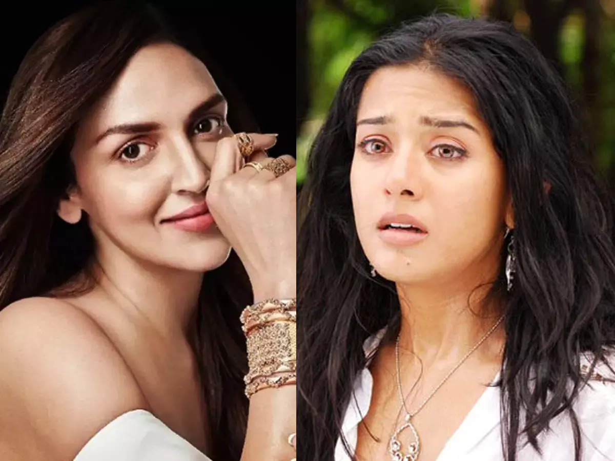 Isha Deol slaps Amrita Rao in public: When Isha Deol slaps Amrita Rao for insulting her and says she deserves to know what happened