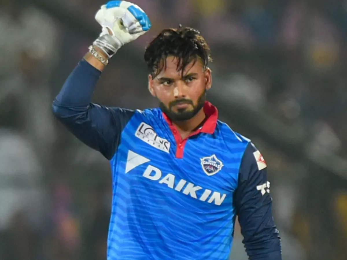 Shabha Pant breaks Virender Sehwag's record: Capital Shabha Pant breaks Delhi Capital's Virender Sehwag Elite record;  Shabh Pant breaks record: Delhi Capitals captain Shabh Pant breaks Virender Sehwag's record
