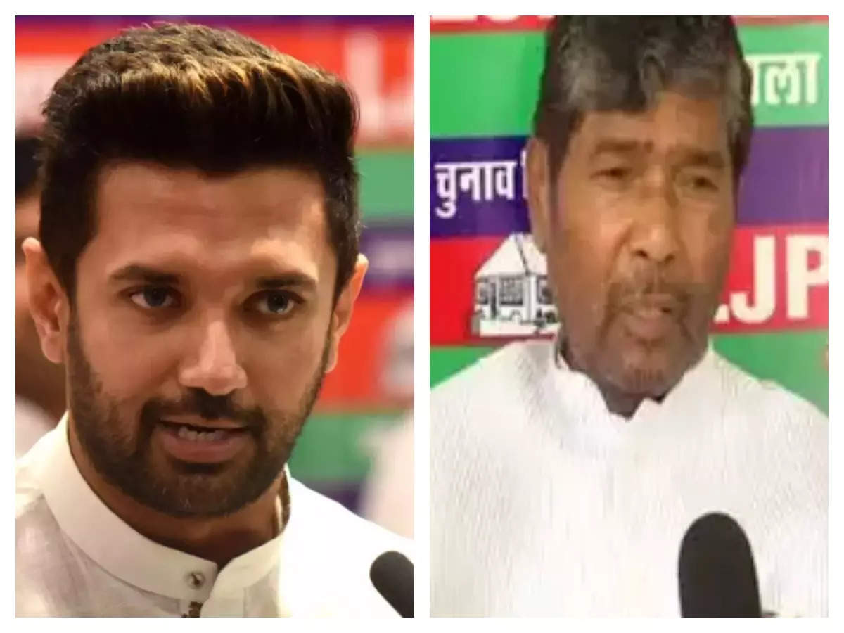 ljp election symbol: Lok Janshakti Party symbol row, ECI freezes LJP party symbol, final decision on symbol on October 4, both facts are asked to submit relevant documents before October 4: LJP election symbol frozen by Election Commission, Chirag-Pashupati will not be able to use both