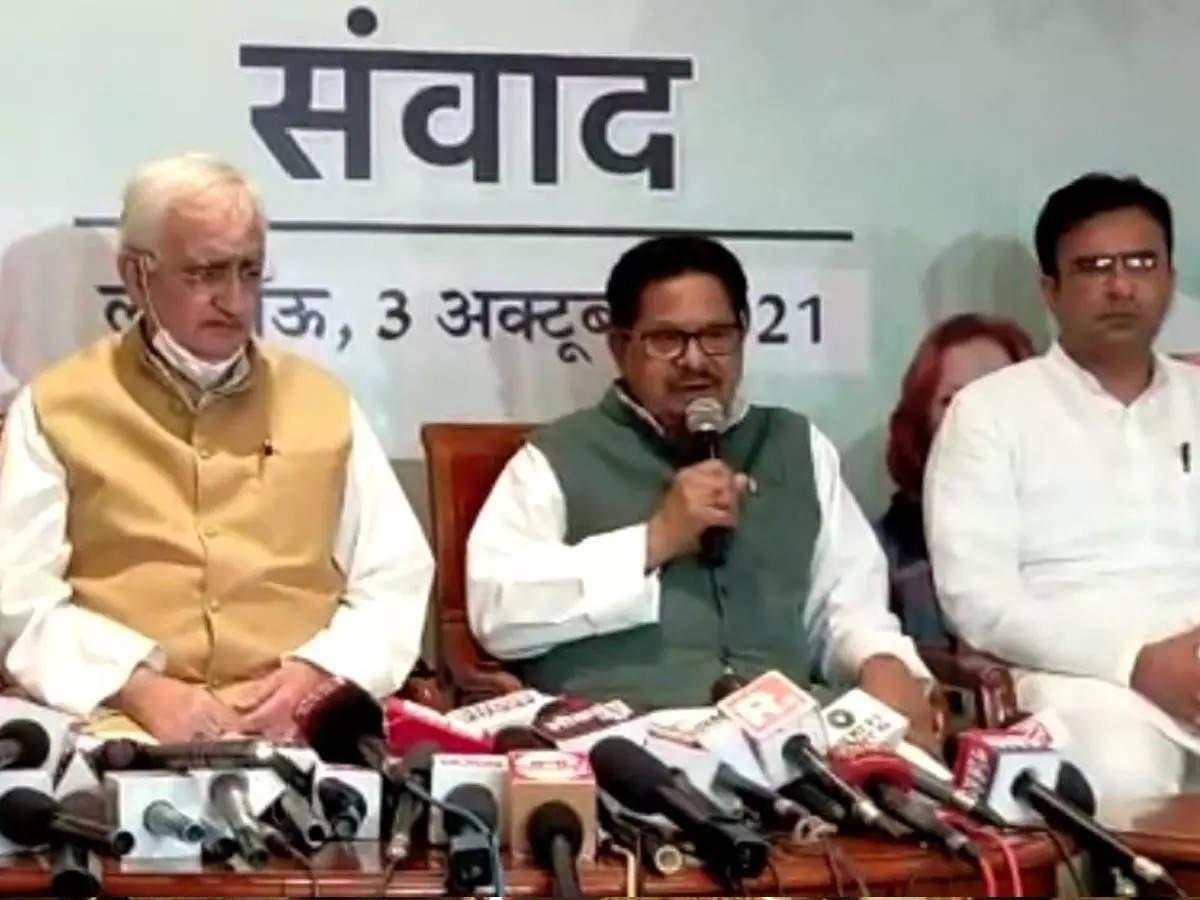 Priyanka Gandhi Vadra: Salman Khurshid says Congress will contest Uttar Pradesh Assembly elections on the basis of Priyanka Gandhi