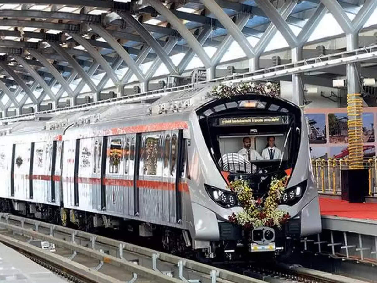 Metro Rail Jobs: Manager, JE, Assistant Manager, Salary Get jobs here for various positions up to 2.40 lakhs – Metro Rail Recruitment 2021 for various posts in appy online gmrc, Salary over 2 lakhs