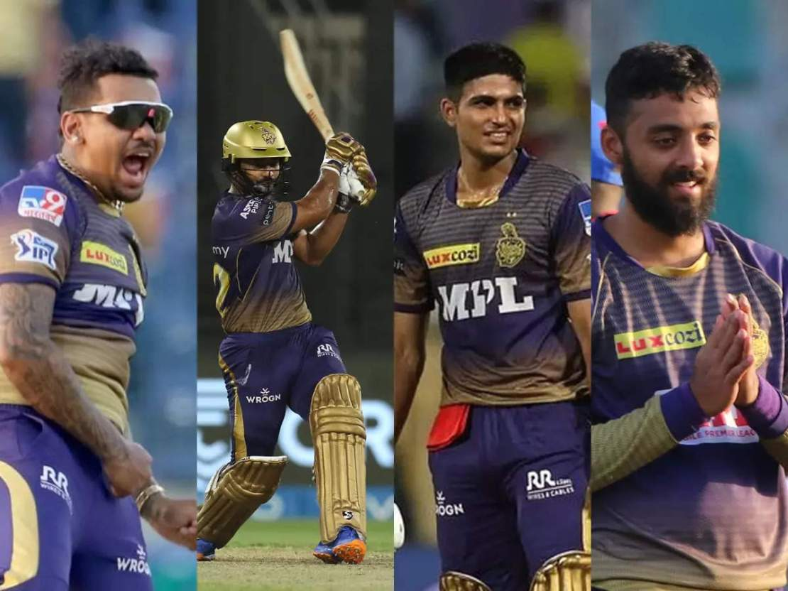 सावधान CSK! चौथा IPL खिताब जीतने में रोड़ा हैं KKR के ये चार खिलाड़ी