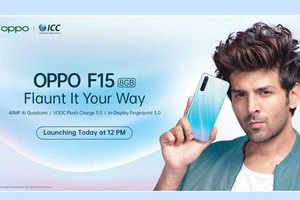 oppo f15 launch features: oppo f15 to be launched in india today, watch live stream here – oppo f15 to launch today here is how to watch live streaming