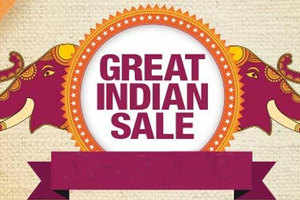 Amazon Great Indian Sale: Amazon Great Indian Sale starts, up to 40% discount on smartphones – amazon great indian sale starts for prime members up to 40 percent discount on phone