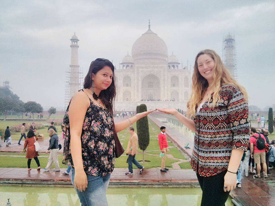 "Magical Allure of The ""Taj Mahal"""