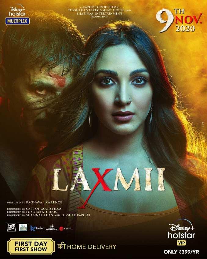 Movie: Laxmii (2020) – Bollywood Movie   Mp4 Download