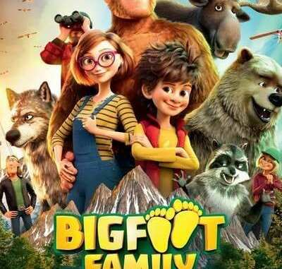 Movie: Bigfoot Family (2020) | Mp4 Download