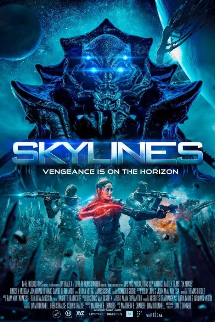 Movie: Skylines (2020) | Mp4 Download