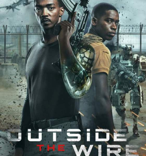 Movie: Outside the Wire (2021) | Mp4 Download