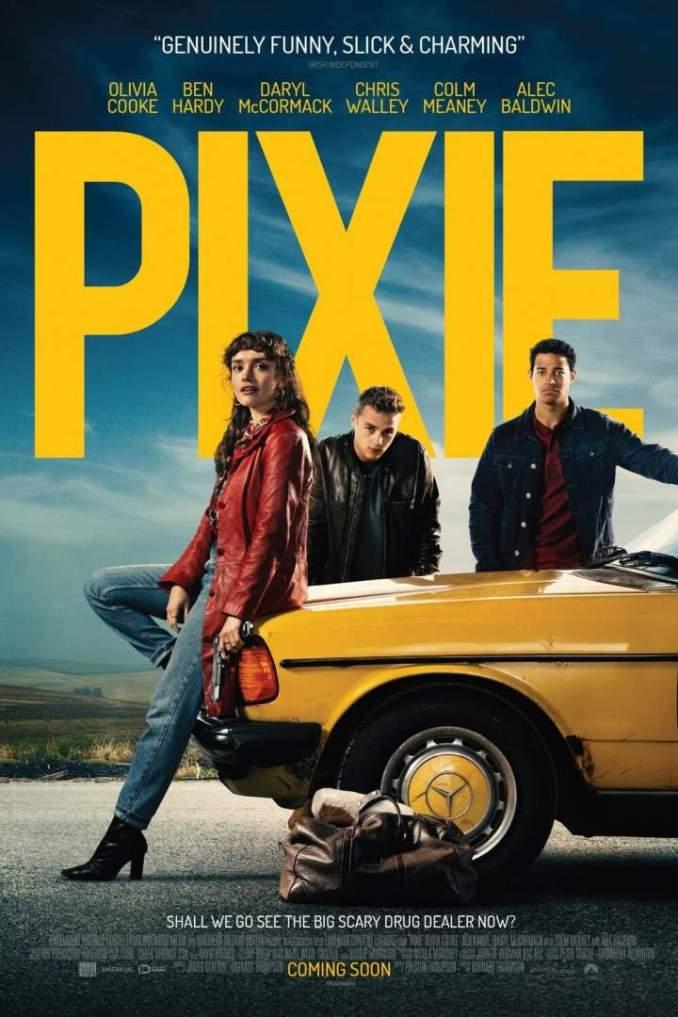 Movie: Pixie (2020)   Mp4 Download