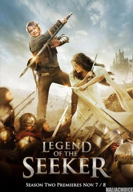 Legend Of The Seeker Season 2 Episode 1 – 22 | Mp4 Download
