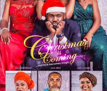 Movie: Christmas Is Coming – Nollywood | Mp4 Download