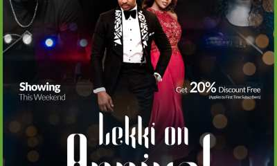 Movie: Lekki On Arrival – Nollywood   Mp4 Download