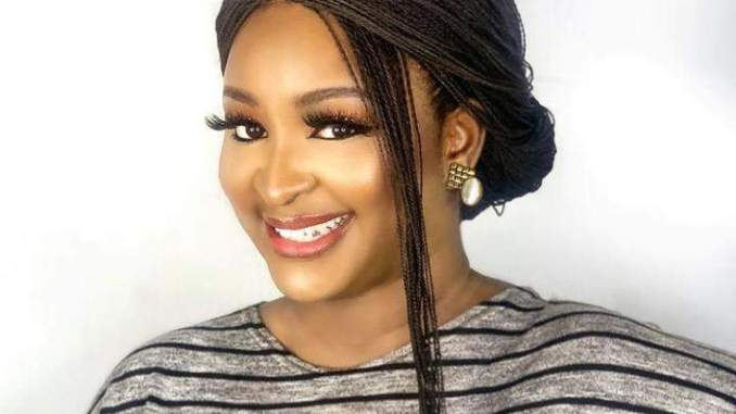 Actress, Etinosa shows off her daughter, Christabel as they grace La Mode magazine cover