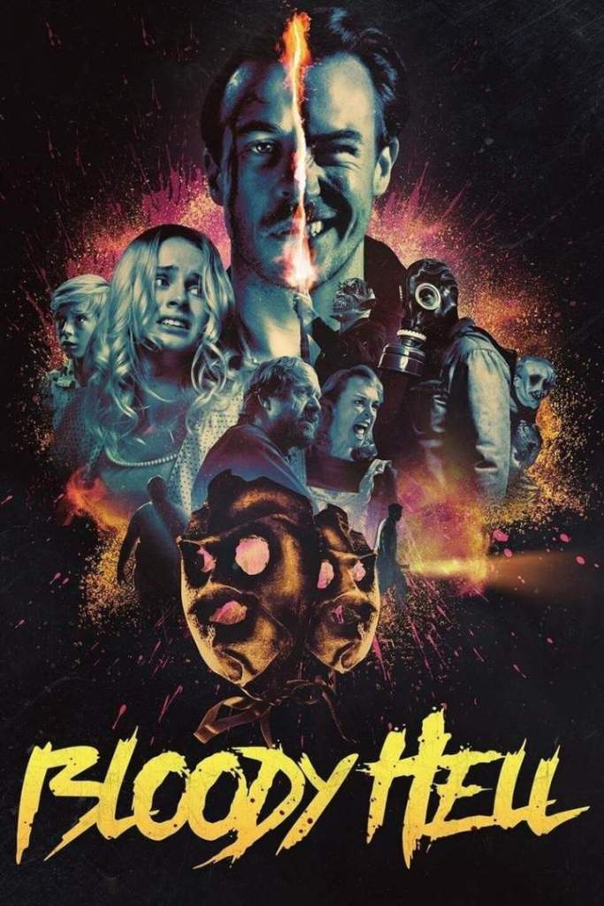 Movie: Bloody Hell (2020)   Mp4 Download