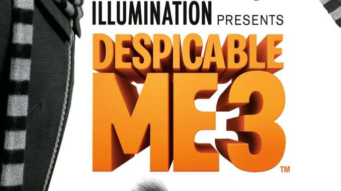 Movie: Despicable Me 3 (2017) | Mp4 Download