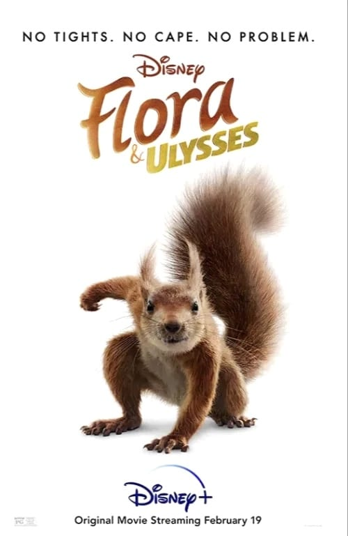 Movie: Flora & Ulysses (2021) | Mp4 Download