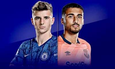 STREAM LIVE: Chelsea Vs Everton [Watch Now] PREMIER LEAGUE 2020/2021