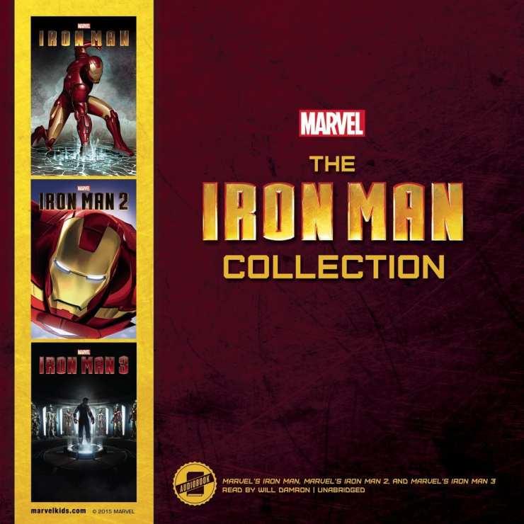 Iron Man 2008 – 2013 Full Collection