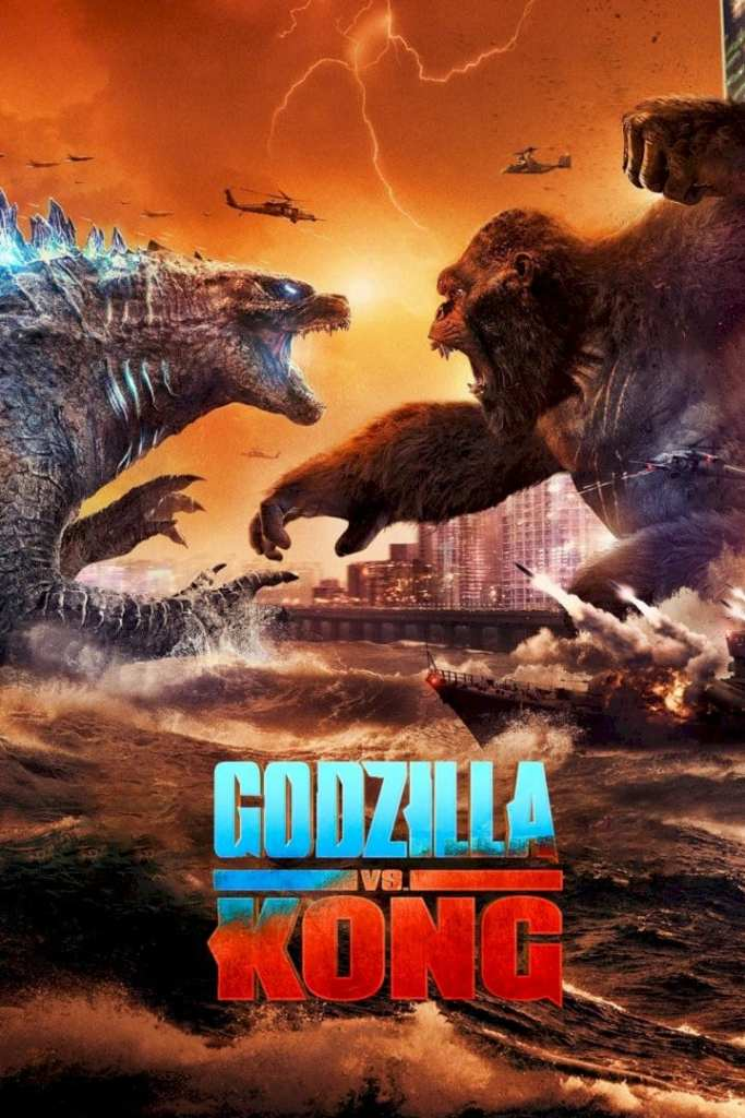 Godzilla vs. Kong (2021) Full Hollywood Movie