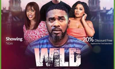 Wild Affair Full Nollywood Movie