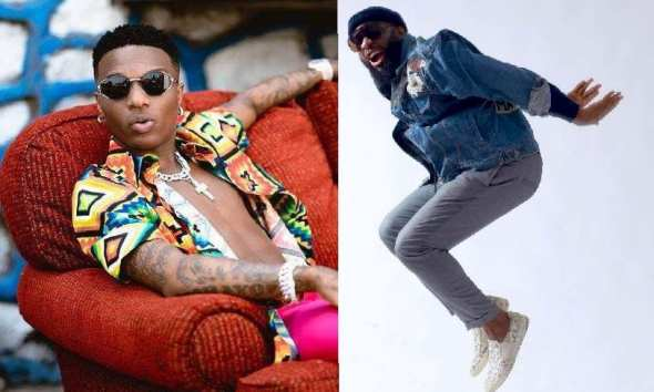 Singer, Praiz jumps for joy after linking up with Wizkid in a club