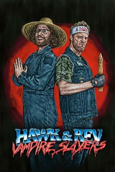 Hawk and Rev: Vampire Slayers (2021) Full Hollywood Movie