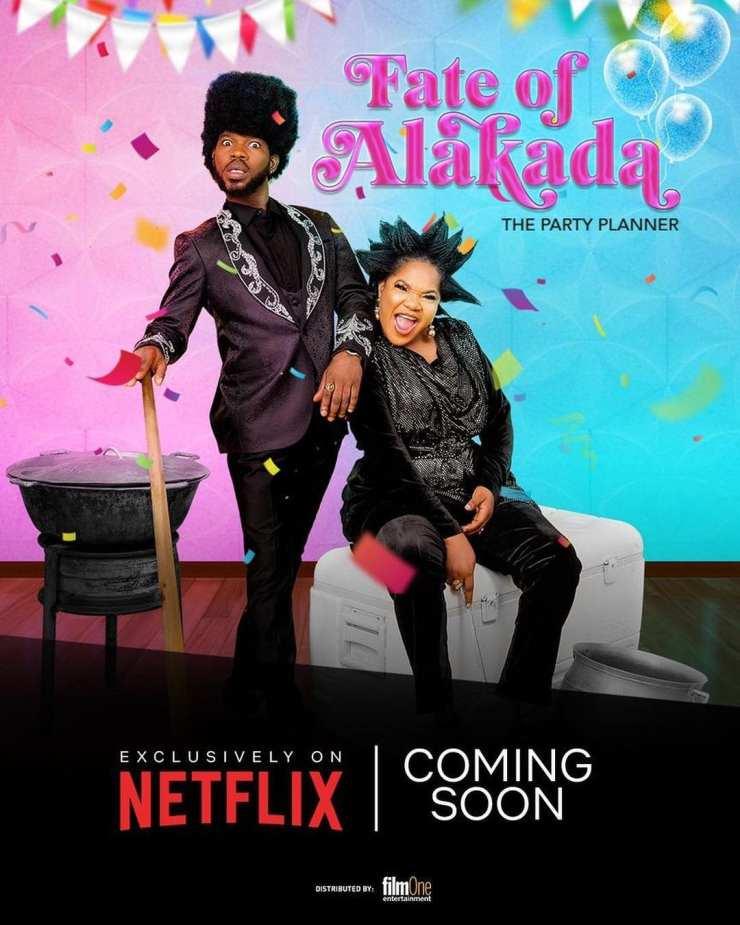Fate Of Alakada – Nollywood Movie