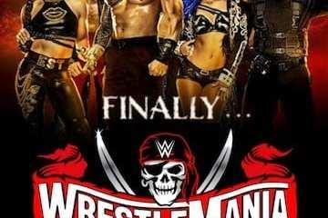 WWE WrestleMania 37 (2021) Night 1 & 2 Full Show