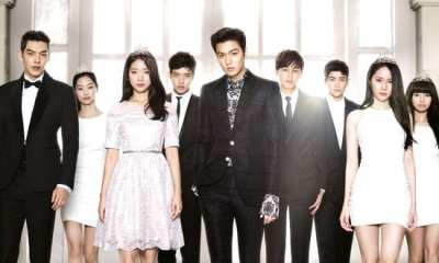 The Heirs Season 1 Complete (Korean Drama)