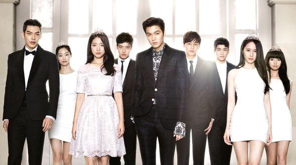 The Heirs Season 1 Complete (Korean Drama)