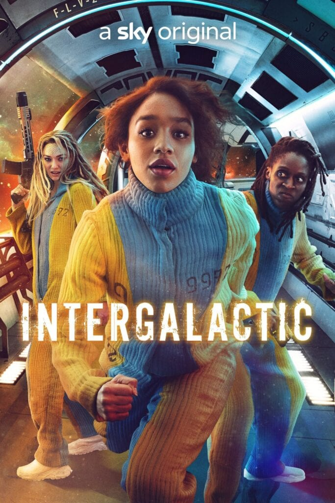 TV Series: Intergalactic Season 1 Episode 1 – 8 (Complete)