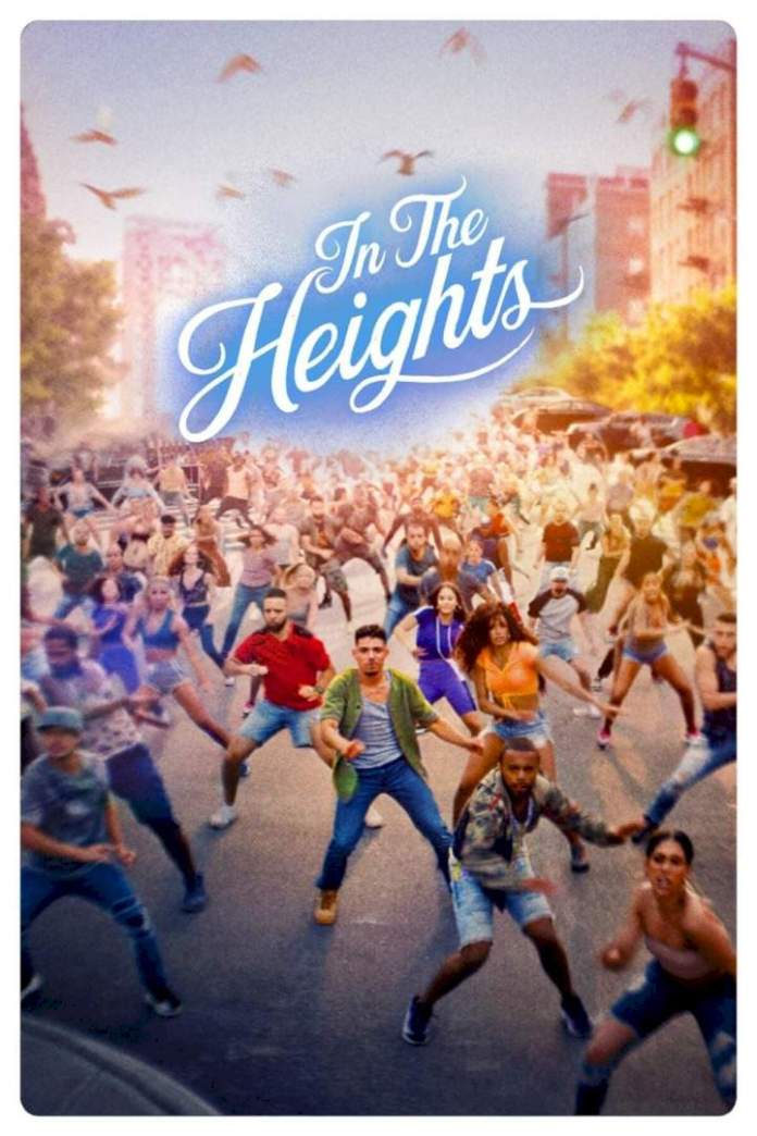 Movie: In The Heights (2021)   Mp4 Download