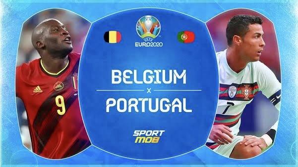 LIVE STREAM: Belgium Vs Portugal #BELPOR #EURO2020