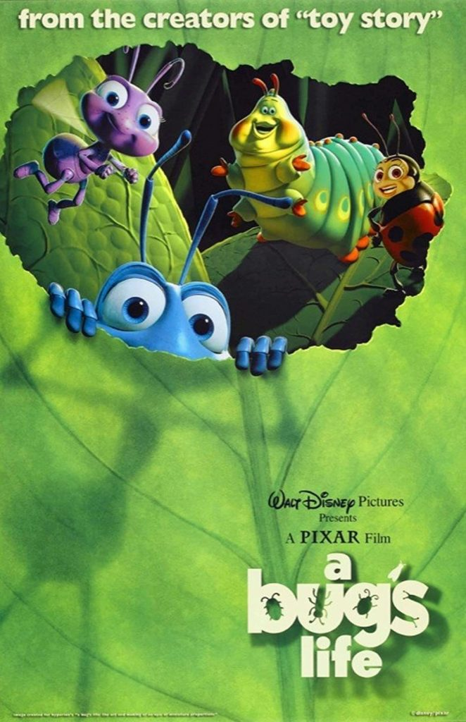 MOVIE: A Bug's Life (1998) Mp4 & 3gp Download