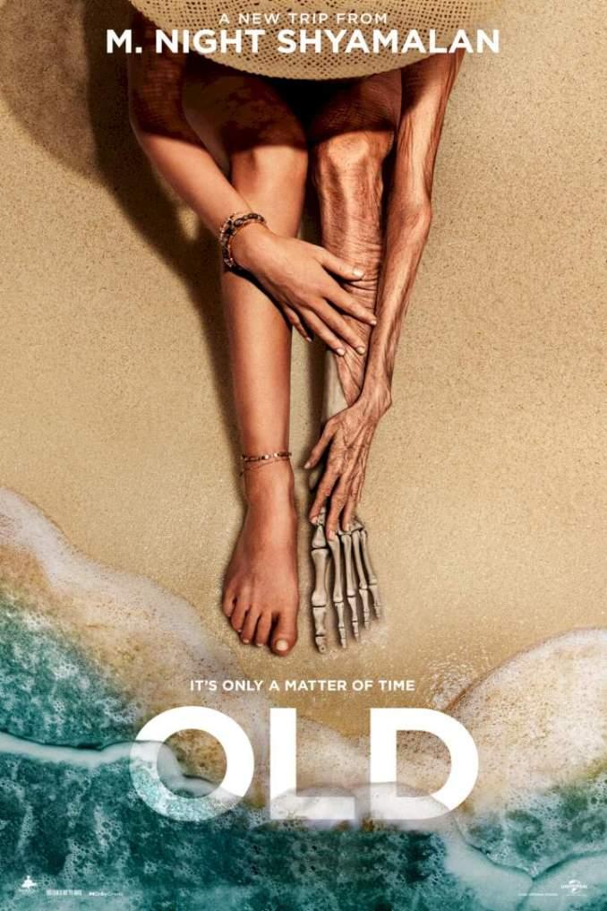 Old (2021) [HC-HDRip] Mp4 & 3gp Free Download