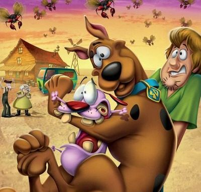 Straight Outta Nowhere: Scooby-Doo! Meets Courage the Cowardly Dog (2021) Mp4 & 3gp Download