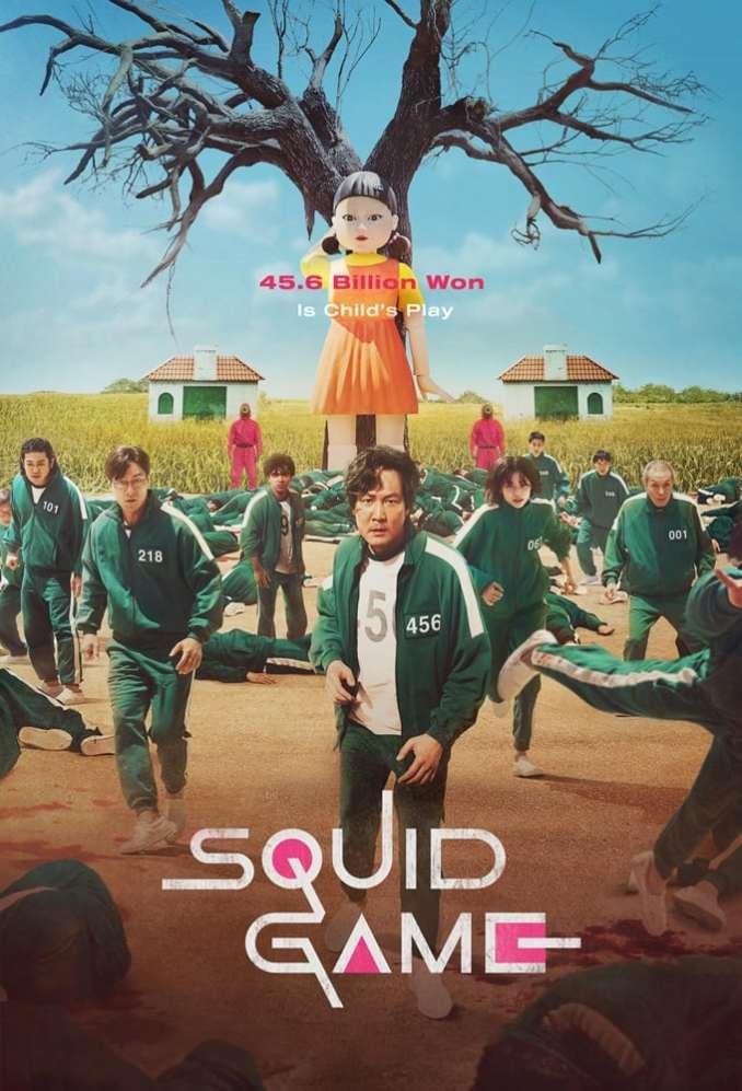 Squid Game Season 1 Episode 1 - 9 (Korean Drama) (Complete) Mp4 & 3gp Download