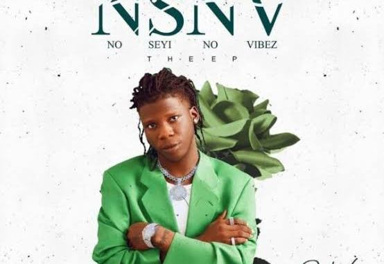 Seyi Vibez – God Sent Mp3