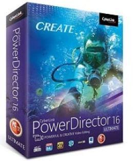 CyberLink PowerDirector 17.0.2727.0 Crack