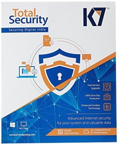 K7 Total Security 15.1.0303 Activation Key + Crack Free Download