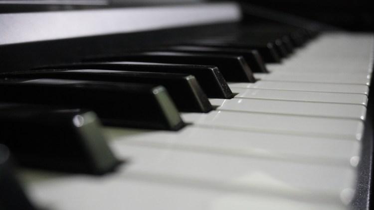 Piano image by Naveen Bhatia