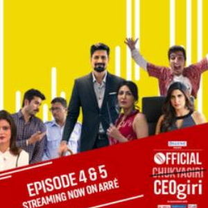 CEOGIRI WEB SERIES arre and MX player